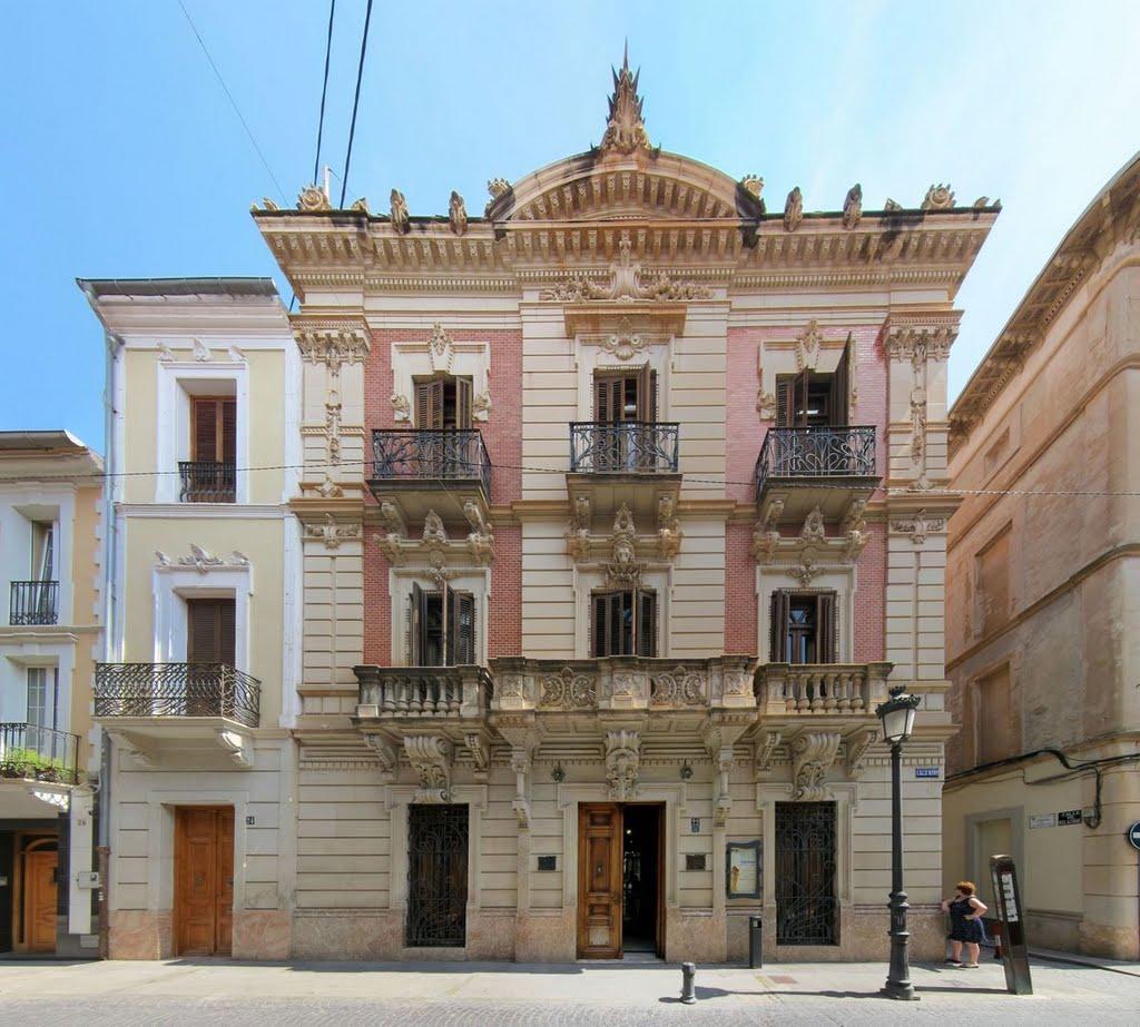 La casa museo modernista de novelda el ltimo palacio urbano - Casa de citas malaga ...