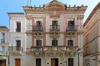 La Casa-Museo Modernista de Novelda: el último palacio urbano