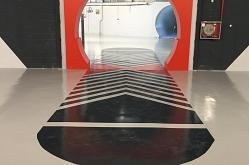 Pavimentos continuos en las nuevas instalaciones de la empresa JJDELUXE CARS