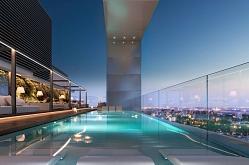 Así serán los dos nuevos rascacielos de viviendas en Madrid: 25 plantas y piscina a 100 metros de altura