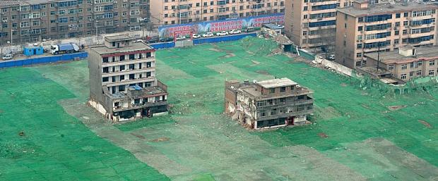 'Hold outs': los edificios que se resisten a cambiar