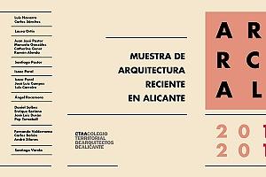 Conferencia Muestra de Arquitectura Reciente en Alicante 2016-2017 [1/2]