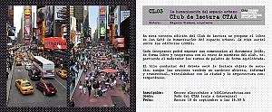 Club de lectura CTAA CL.03. La humanización del espacio urbano