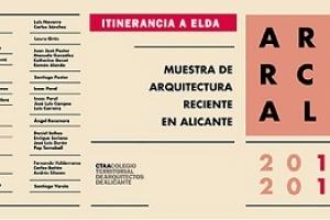 Exposición: Muestra de Arquitectura Reciente en Alicante 2016-17