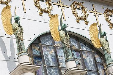 Viena homenajea al revolucionario arquitecto y urbanista Otto Wagner en el centenario de su muerte