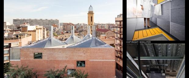 """Seminario """"Rehabilitación de edificios. Aproximación a través de las instalaciones"""","""