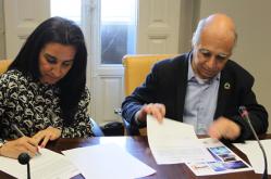 Acuerdo de colaboración entre IFMA España y CSCAE para el desarrollo de una edificación más eficiente Publicado: 31/05/2019