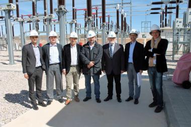 Albacete contará con siete parques eólicos y 12 plantas fotovoltaicas