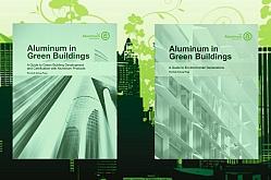 Aluminio en edificios verdes