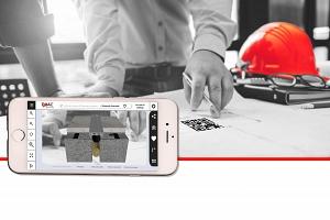 EMAC® Grupo ofrece al sector de la construcción una herramienta de realidad aumentada útil y eficaz para seleccionar y prescribir en memoria su Sistema para Junta Estructural.