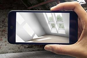 Visualiza en realidad virtual tu reforma con la nueva aplicación de VELUX
