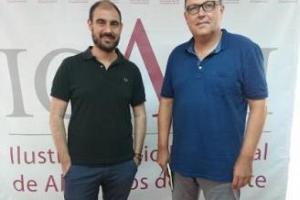 Dos arquitectos de Murcia ganan el concurso de ideas para la nueva sede del Colegio de Abogados