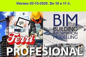 Seminario online: Uso de BIM y diseño virtual en proyectos de construcción