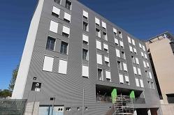 Carabanchel 34, los pisos de la era de Carmena que atraen a arquitectos daneses