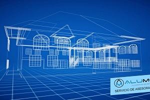 Alumed especializada en el diseño de sistemas de carpintería de aluminio y asociada a Plazatio, ofrece un nuevo servicio sin coste a los arquitectos del CTAA