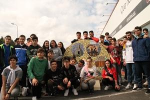 Mapei patrocina el VIII Concurso de Murales de Azulejos Lar