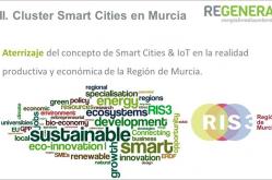 Cieza se une al Clúster Smart Cities de Murcia en el marco de desarrollo de su Estrategia DUSI