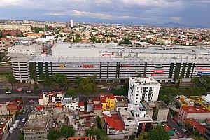 Cinco monstruos de la arquitectura en Ciudad de México