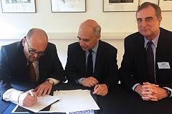 Nuevas adhesiones a la Declaración de Davos 2018: Fundación Arquitectura y Sociedad y Colegio Oficial de Arquitectos de Madrid