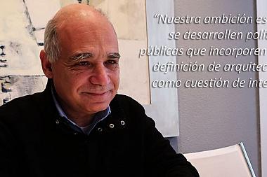Entrevista a Lluís Comerón en Revista NAN
