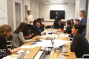 """El """"Observatorio 2030"""" apunta a la salud colectiva en la tercera semana de reuniones"""