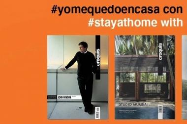 #yomequedoencasa con El Croquis