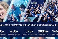 Las start-ups europeas de tecnología digital ya pueden presentar sus propuestas a la convocatoria EIT Digital 2021