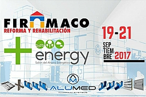 ALUMED EN FIRAMACO + ENERGY 2017