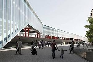 El arquitecto sevillano Guillermo Vázquez Consuegra realizará la nueva estación de trenes de Ginebra