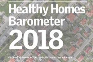 Grupo VELUX, fabricante de ventanas de tejado líder a nivel mundial, presenta el Barómetro de la Vivienda Saludable 2018 en Bruselas