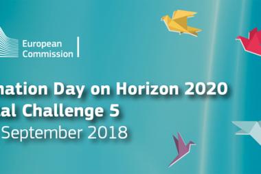 El 11 y 12 de septiembre se celebra el Information Day del Programa Horizonte 2020 – Convocatoria 2019