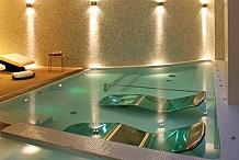 Zona wellness del Hotel ABaC Restaurant & Hotel en Barcelona