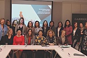 Empresarias valencianas debaten sobre la igualdad y la conciliación familiar