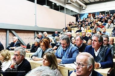 Los arquitectos se reúnen en Madrid para impulsar la protección y revitalización del Patrimonio Arquitectónico Contemporáneo