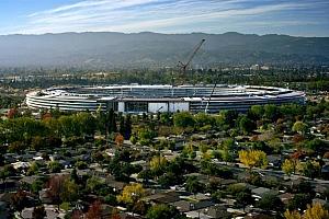Así es la nueva sede de Apple, el sueño de Steve Jobs