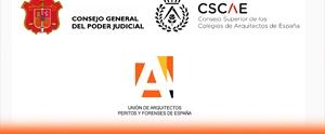 Arquitectos y magistrados debaten en Tarragona el marco legal de la edificación, la seguridad urbanística y la mediación
