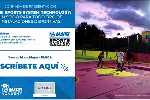MAPEI SPORTS SYSTEM TECHNOLOGY: un socio para todo tipo de instalaciones deportivas.