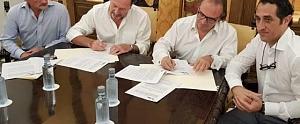 Orihuela agilizará licencias de obra tras un acuerdo con el Colegio de Arquitectos