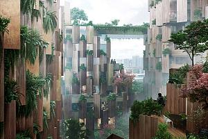 Kengo Kuma Architects diseña el 1Hotel de París