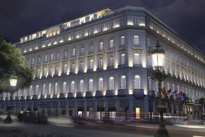 El lujo hotelero resucita en La Habana