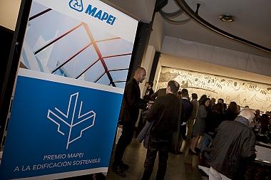 El centro cívico Cristallerias Planell, ganador de la I edición del Premio Mapei a la Edificación Sostenible