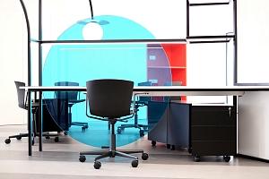 Oficinas Naquera _ Proyecto: Tiovivo Creativo _ Fotografía: Juan F. González