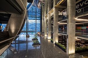 Pabellón M, por Landa Arquitectos