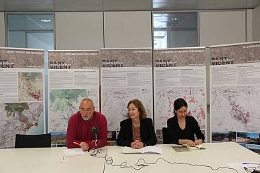 San Vicente abre su expansión urbana a los vecinos: innovación en Cemex y desclasificación de suelos.