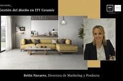 """""""Sentir es un factor clave en la gestión del diseño en ITT Ceramic"""""""