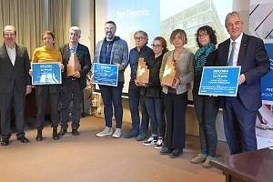 El proyecto Polideportivo y ordenación interior de manzana en el Turó de la Peira, ganador del Premio Mapei 2019