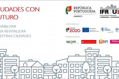 El programa IFRRU 2020 asigna 1.400 millones de euros para la rehabilitación de edificios en Portugal
