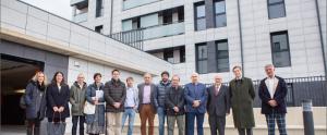 Las viviendas pasivas de la promoción pública Navarra Social Housing, certificadas por su ahorro energético