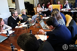 Resumen de la Reunión del Pleno de Consejeros del 22 de febrero de 2018