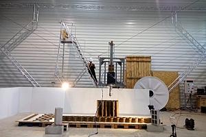Un robot, impresión 3D y drones: la construcción del futuro ya está aquí